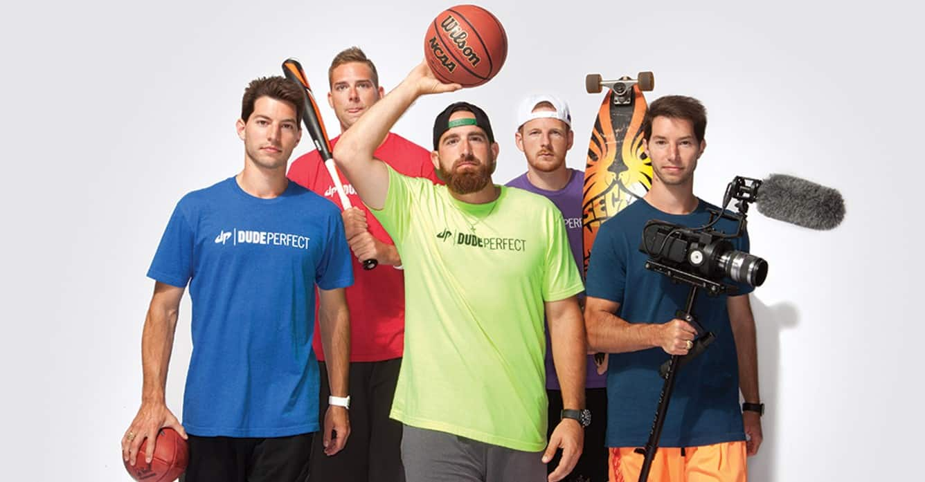 What DudePerfect Teaches Us re Store Specification
