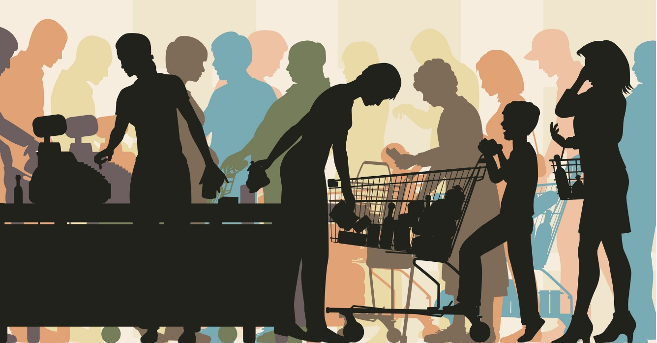 Supermarket Checkout Queue