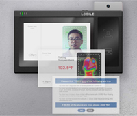 Logile Health Temp Scanner web sm